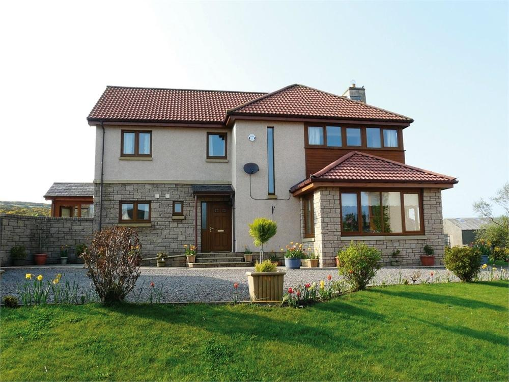 4 Bedrooms Detached House for sale in 31 Lamberton Shiels, Berwickshire, Scottish Borders