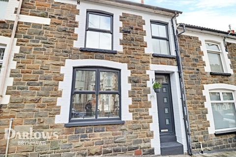 3 bedroom terraced house for sale - Earl Street, Abertillery