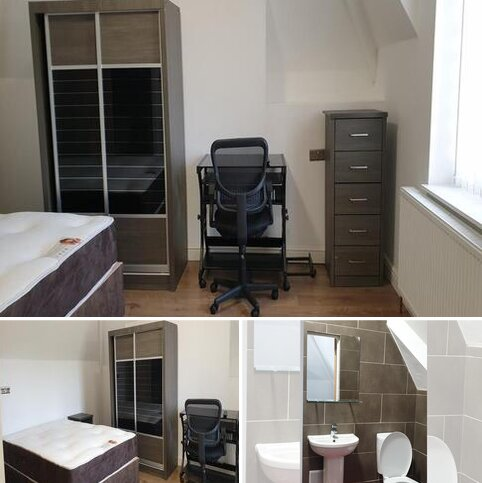 Studio to rent - London Road, Leicester LE2