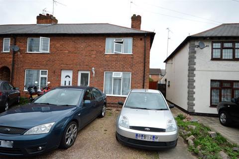 2 bedroom terraced house for sale - Matlock Avenue, Wigston, LE18 4NA
