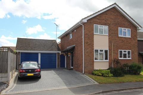 4 bedroom detached house for sale - Warren Close, Broomfield, CM1