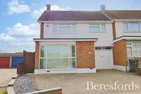 4 bedroom end of terrace house for sale - The Coverts, Writtle, CM1