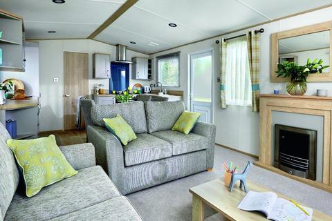 2 bedroom static caravan for sale - East Ord  Berwick-upon-Tweed