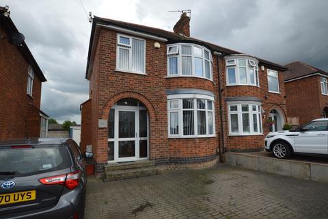 3 bedroom semi-detached house for sale - Glenborne Road, Leicester