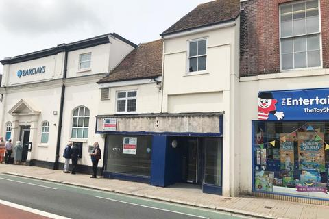 Shop for sale - 104 & 105 St James Square, Newport, Isle Of Wight