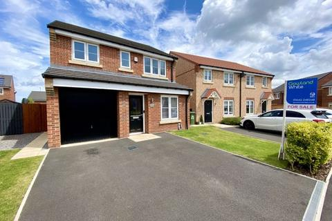 3 bedroom detached house for sale - Goosepool Drive, Eaglescliffe, TS16 0GT
