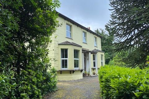 6 bedroom property with land for sale - Llangeitho, Ceredigion, SY25