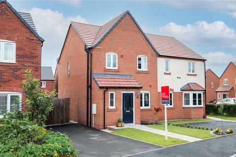 3 bedroom semi-detached house for sale - 7 Wright Avenue, Newport, Shropshire, TF10