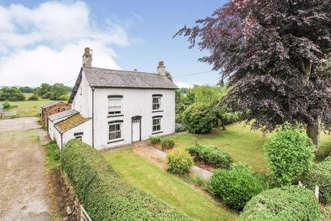 3 bedroom detached house for sale - Middle Moss Farm, Lowes Lane, Gawsworth, Macclesfield