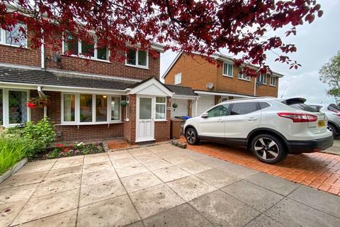 3 bedroom semi-detached house for sale - Turnhurst Road, Packmoor, ST8 6JU