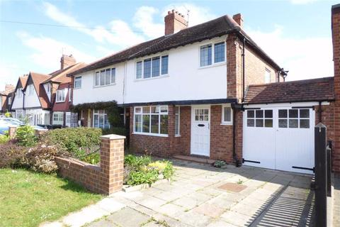 3 bedroom semi-detached house to rent - Hartley Avenue, Whitley Bay
