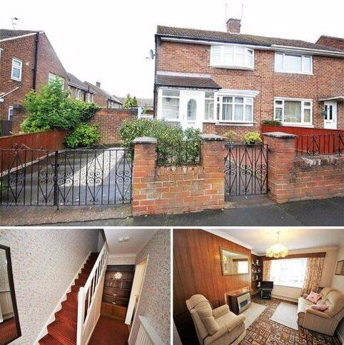 2 bedroom semi-detached house for sale - Arundel Road, Farringdon, Sunderland, SR3