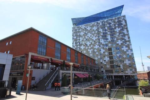 Studio to rent - The Cube West, Birmingham B1 - 8-8 Viewing