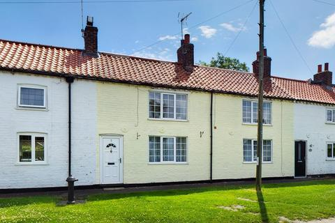 3 bedroom terraced house for sale - Thwing Road, Burton Fleming, Driffield