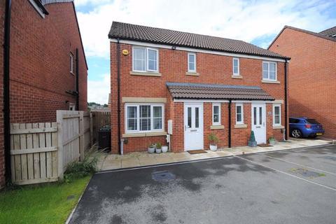 3 bedroom semi-detached house for sale - Orchid Close, Kippax, Leeds, LS25