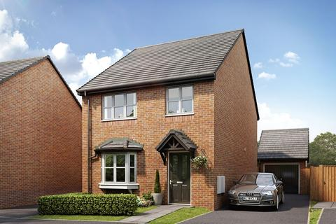 4 bedroom detached house for sale - The Lydford - Plot 123 at Burleyfields, Martin Drive ST16