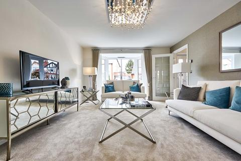 4 bedroom detached house for sale - The Stafford - Plot 20 at Burleyfields, Martin Drive ST16