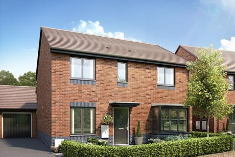 4 bedroom detached house for sale - The Stafford - Plot 48 at Burleyfields, Martin Drive ST16