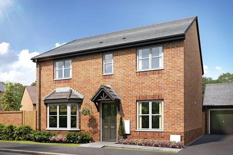 4 bedroom detached house for sale - The Shelford - Plot 138 at Burleyfields, Martin Drive ST16