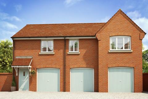 2 bedroom flat for sale - The Mouldon - Plot 4 at Castle Grange, Castle Grange, Kingerlee Road OX16