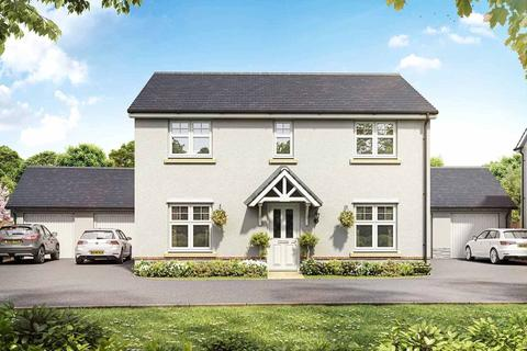 4 bedroom detached house for sale - The Lanford - Plot 42 at Gwel yr Ynys, Cog Road CF64