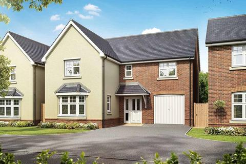4 bedroom detached house for sale - The Dunham - Plot 87 at Gwel yr Ynys, Cog Road CF64