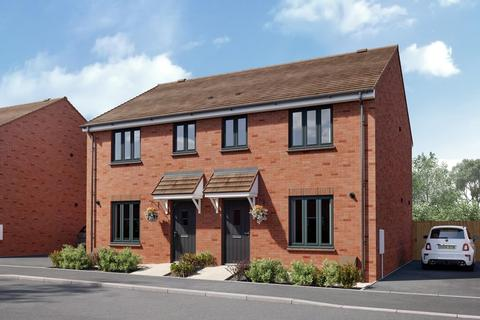 3 bedroom semi-detached house for sale - The Flatford - Plot 68 at Mountbatten Mews, Ottery Moor Lane EX14