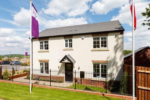 4 bedroom detached house for sale - The Kentdale - Plot 1 at Hunloke Grove, Derby Road, Wingerworth S42