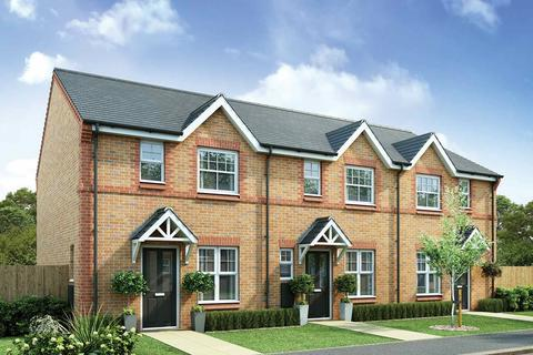 3 bedroom house for sale - The Dadford - Plot 109 at Albion Lock, Albion Lock, Booth Lane CW11