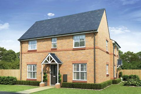 3 bedroom end of terrace house for sale - The Patterdale - Plot 15 at Albion Lock, Albion Lock, Booth Lane CW11