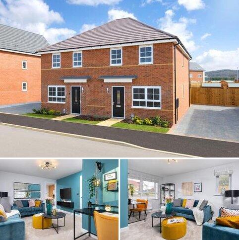 3 bedroom semi-detached house for sale - Plot 306, Maidstone at Poppy Fields, Cottingham, Harland Way, Cottingham, COTTINGHAM HU16