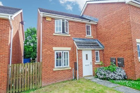 3 bedroom terraced house for sale - Chapel Drive, Delves, Consett, Durham, DH8 7EW