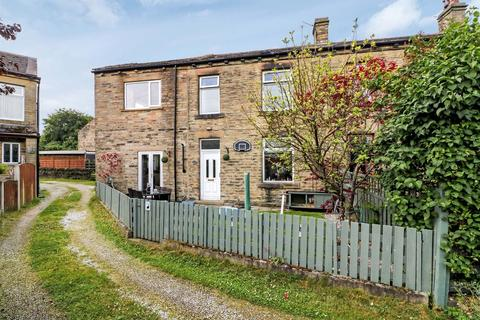 3 bedroom end of terrace house for sale - Halifax Road, Scholes, Cleckheaton BD19 6PE