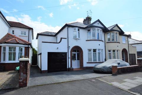 4 bedroom semi-detached house for sale - Coed Glas Road, Llanishen, Cardiff