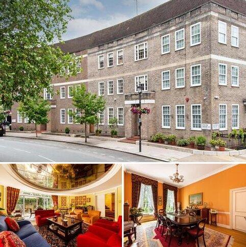 5 bedroom terraced house for sale - Hyde Park Crescent, Hyde Park Estate, London, W2