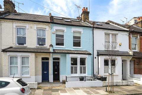 4 bedroom terraced house for sale - Hamble Street, London, SW6