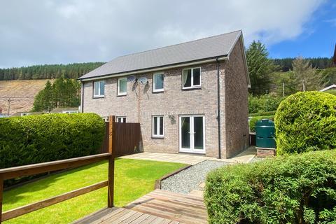 3 bedroom semi-detached house for sale - Llanafan, Aberystwyrth
