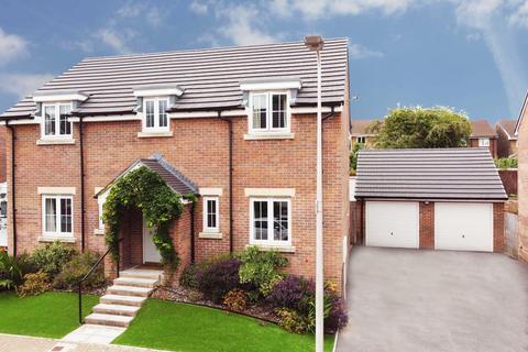4 bedroom detached house for sale - Dyffryn Y Coed, Church Village, CF38 1QB
