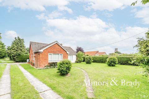3 bedroom detached bungalow for sale - Chapel Road, Trunch