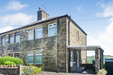 3 bedroom semi-detached house for sale - Elizabeth Street, Oakworth, Keighley
