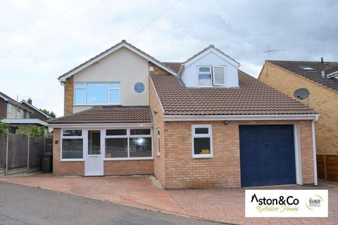 5 bedroom detached house for sale - Briar Meads, Oadby, Leicestershire. LE2