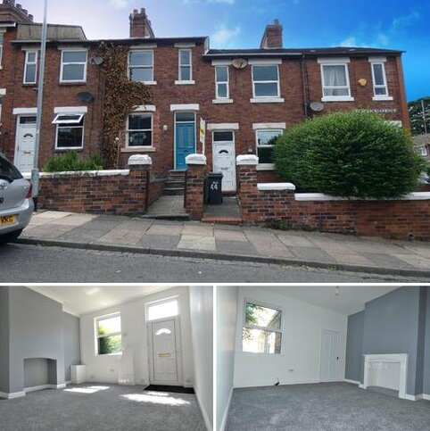 2 bedroom terraced house to rent - Frederick Avenue, Stoke-on-Trent, Staffordshire, ST4 7DY