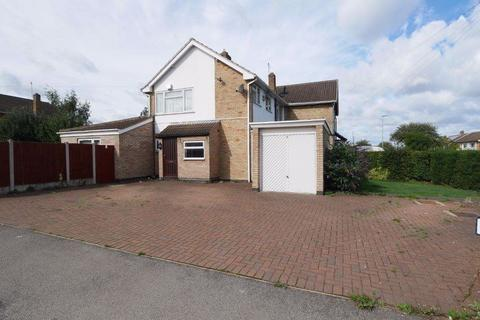 3 bedroom detached house to rent - 2 Coombe Rise, OAdby, LE2 5TJ