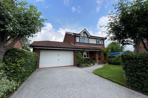4 bedroom detached house for sale - The Whitfields, Macclesfield