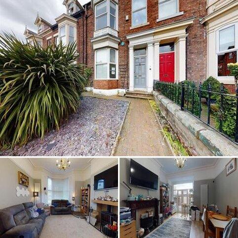 6 bedroom townhouse for sale - Ashbrooke Mount, Ashbrooke, Sunderland