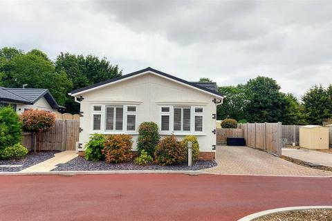 2 bedroom park home for sale - DETACHED PARK HOME - Appleacre Park, Fowlmere, Cambs