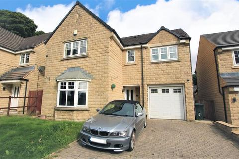 4 bedroom detached house for sale - Grebe Close, Clayton Heights, Bradford