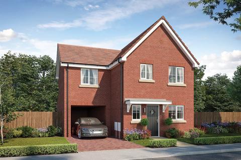 3 bedroom semi-detached house for sale - Plot 97, The Gardner at Hatfield Grove, Station Road, Hatfield Peverel CM3
