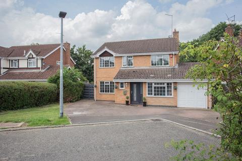 4 bedroom detached house for sale - Catherine Close, Peterborough, Cambridgeshire. PE2 7FD