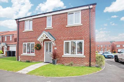 4 bedroom detached house for sale - Cupola Close, North Hykeham, North Hykeham
